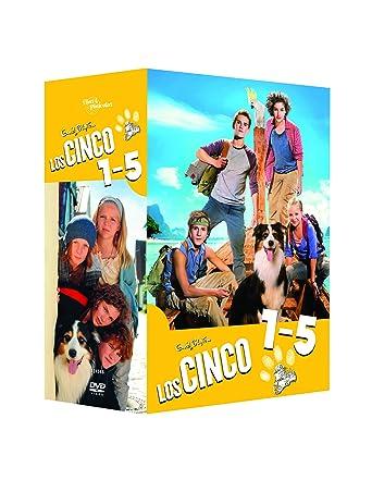 Pack: Los cinco 1-5 [DVD]: Amazon.es: Valeria Eisenbart, Quirin Oettl, Justus Schlingensiepen , Mike Marzuk, Valeria Eisenbart, Quirin Oettl, Sam Film: Cine y Series TV