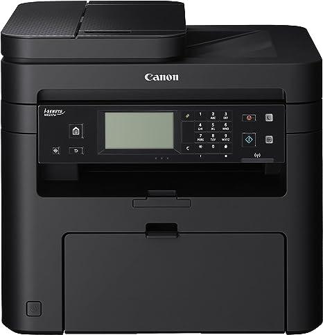 Impresora láser multifunción monocromo Canon i-Sensys MF232W negra ...