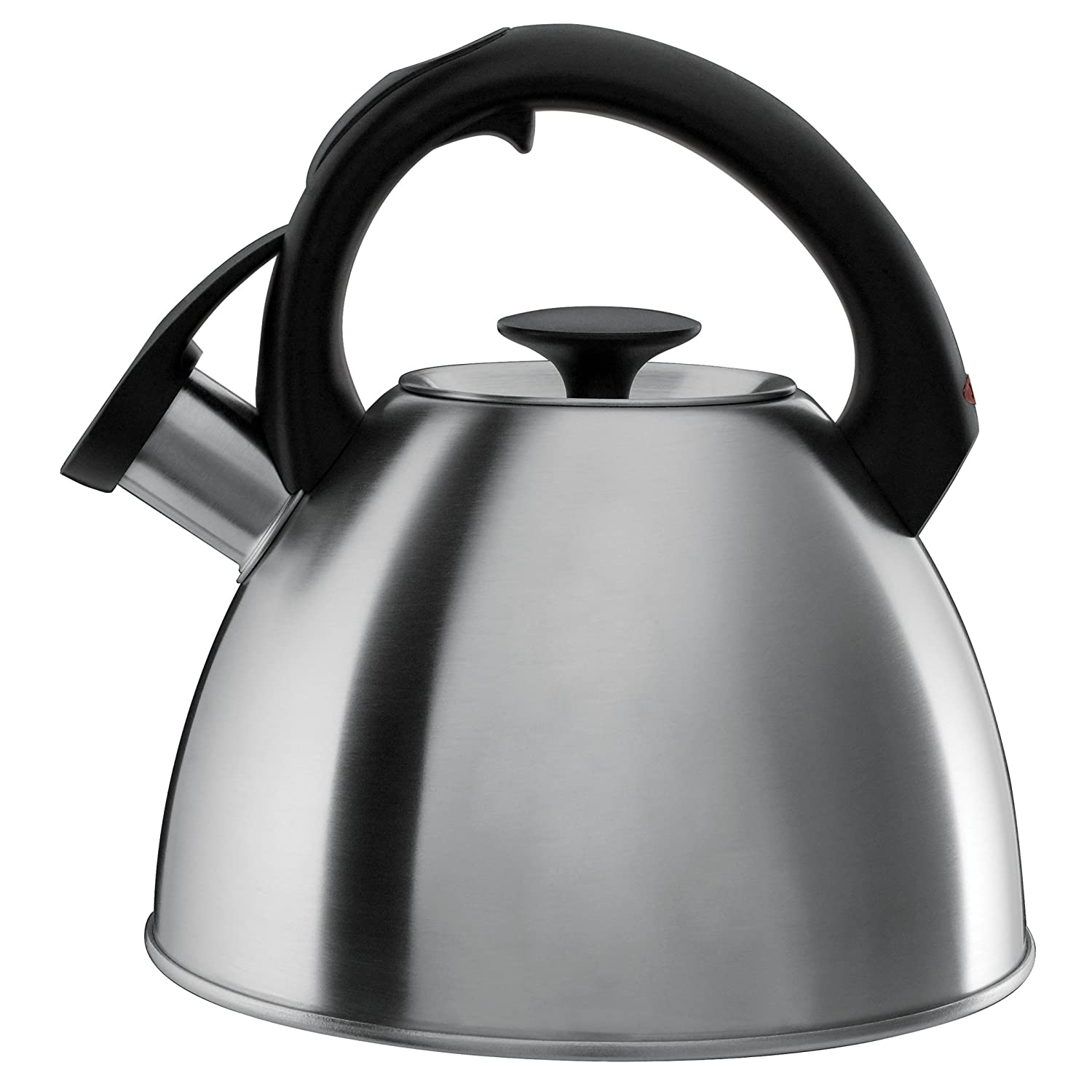 OXO Good Grips Click Click Tea Kettle, Brushed Stainless OXO Cook' s Tools 1072130