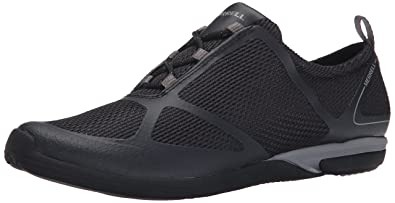 Merrell Womens Ceylon Sport Lace Shoe       Black
