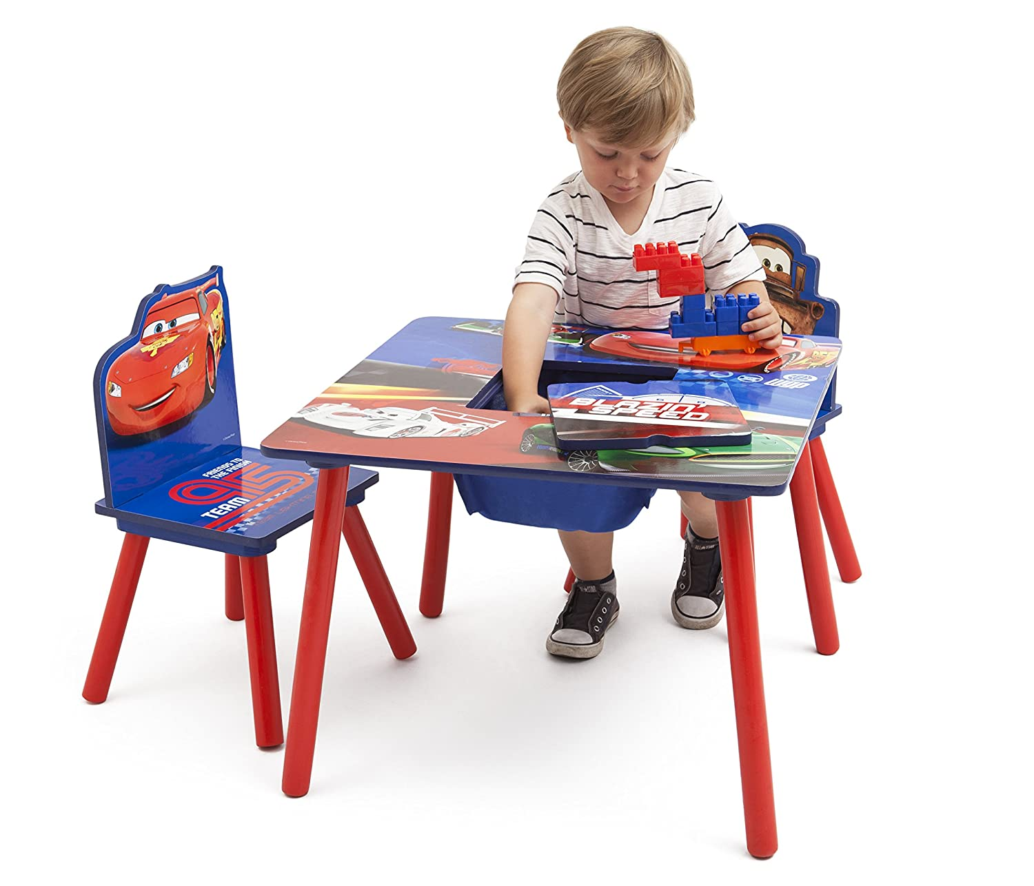 Amazon Delta Children s Products Disney Pixar s Cars Table