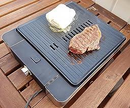 Wmf Elektrogrill Lono Quadro : Wmf lono tischgrill quadro elektrogrill mit kompakter grillfläche