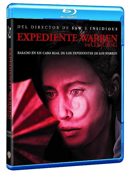 The Conjuring - Halloween Blu-Ray [Blu-ray]: Amazon.es: Lili ...