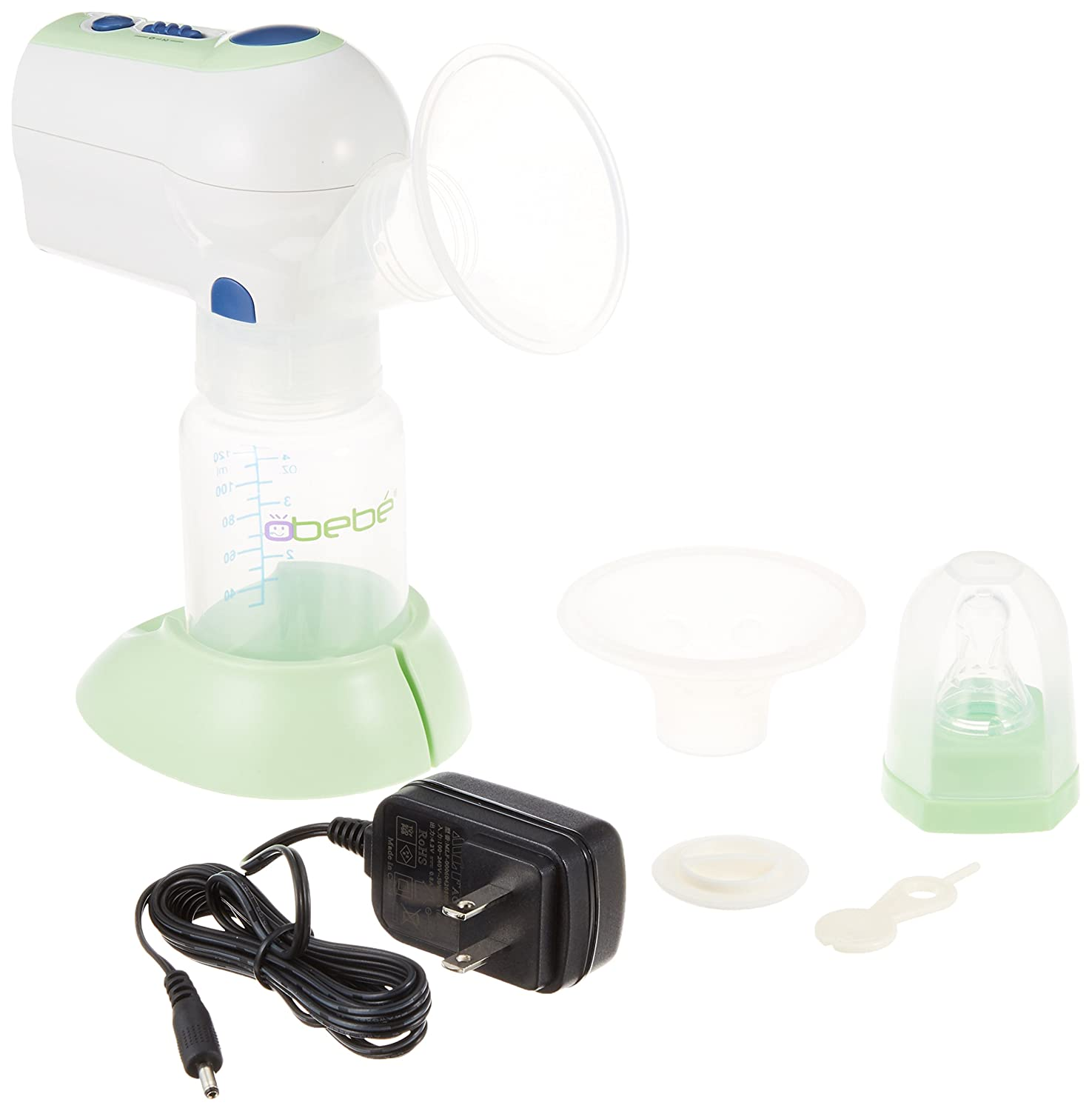Buy Bremed Bd 3300 Proffesional Electronic Portable Breast Pump Obebe 3 Levels Rechargeable Battery Online At Low Prices In India