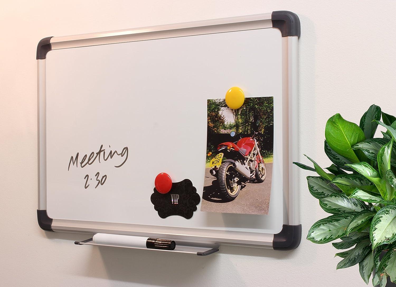 30 x 45 cm Lavagna magnetica cancellabile a secco Magnetic