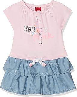 s.Oliver Baby Girls  Dress  Amazon.co.uk  Clothing d5dd2f9836