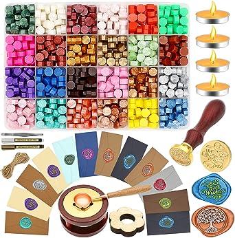 24 colors Sealing Wax Wax Stamp Wax
