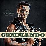 Commando (O.S.T) (Limited Bone with Black Face Paint Splatter Vinyl) [VINYL]