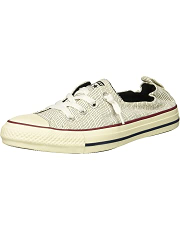 7a59b650a6 Converse Women s Chuck Taylor All Star Shoreline Low Top Sneaker.  2