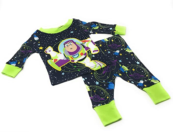 Amazon.com  Disney Store Buzz Lightyear PJ Pals for Baby  Clothing 23214c570
