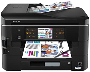 Epson C11CA97303 - Impresora multifunción de Tinta Color (38 ppm ...
