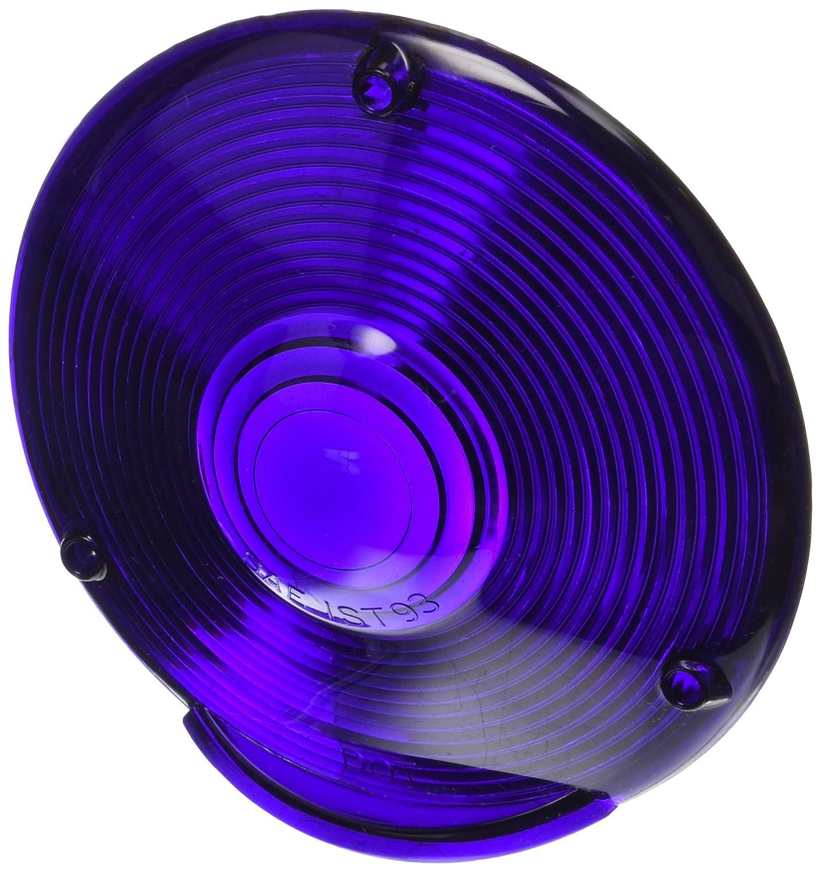 RoadPro RP-9016P//1 Purple 4 3-Screw Replacement Lens
