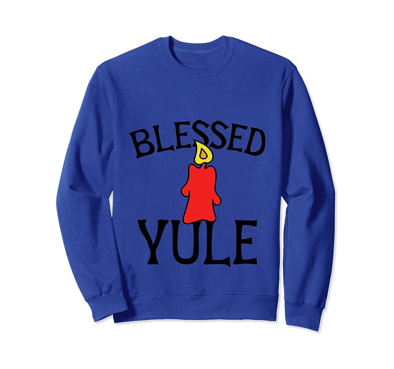 Amazon Blessed Yule Sweatshirt Yule Blessings Pagan Clothing