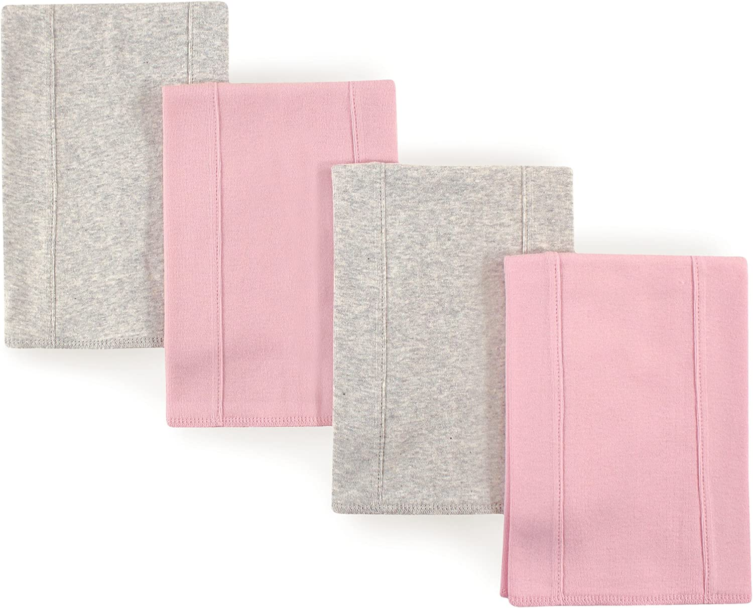 Touched by Nature Unisex Baby Organic Cotton Burp Cloths