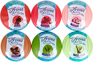 product image for Crayola Aroma Putty Set, Reviving Collection, Gift for Her & Him, 6 Count