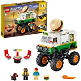LEGO Creator 31104 Monster Burger Truck Building Kit (499 Pieces)