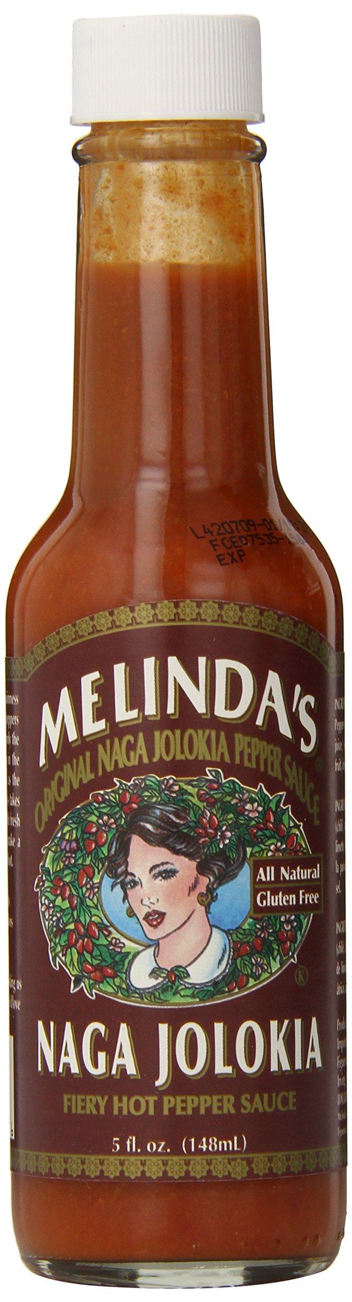 Melindas Naga Jolokia Hot Sauce, ...