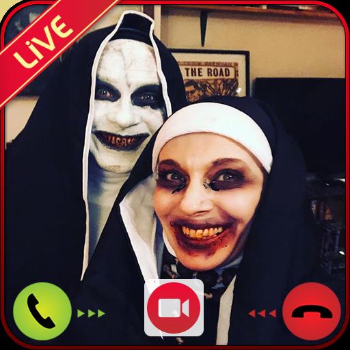 Video Call Nun Evil Horror