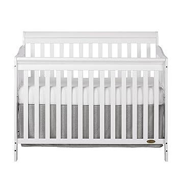 d34246eb992 Amazon.com   Dream On Me Ashton 5 in 1 Convertible Crib   Baby