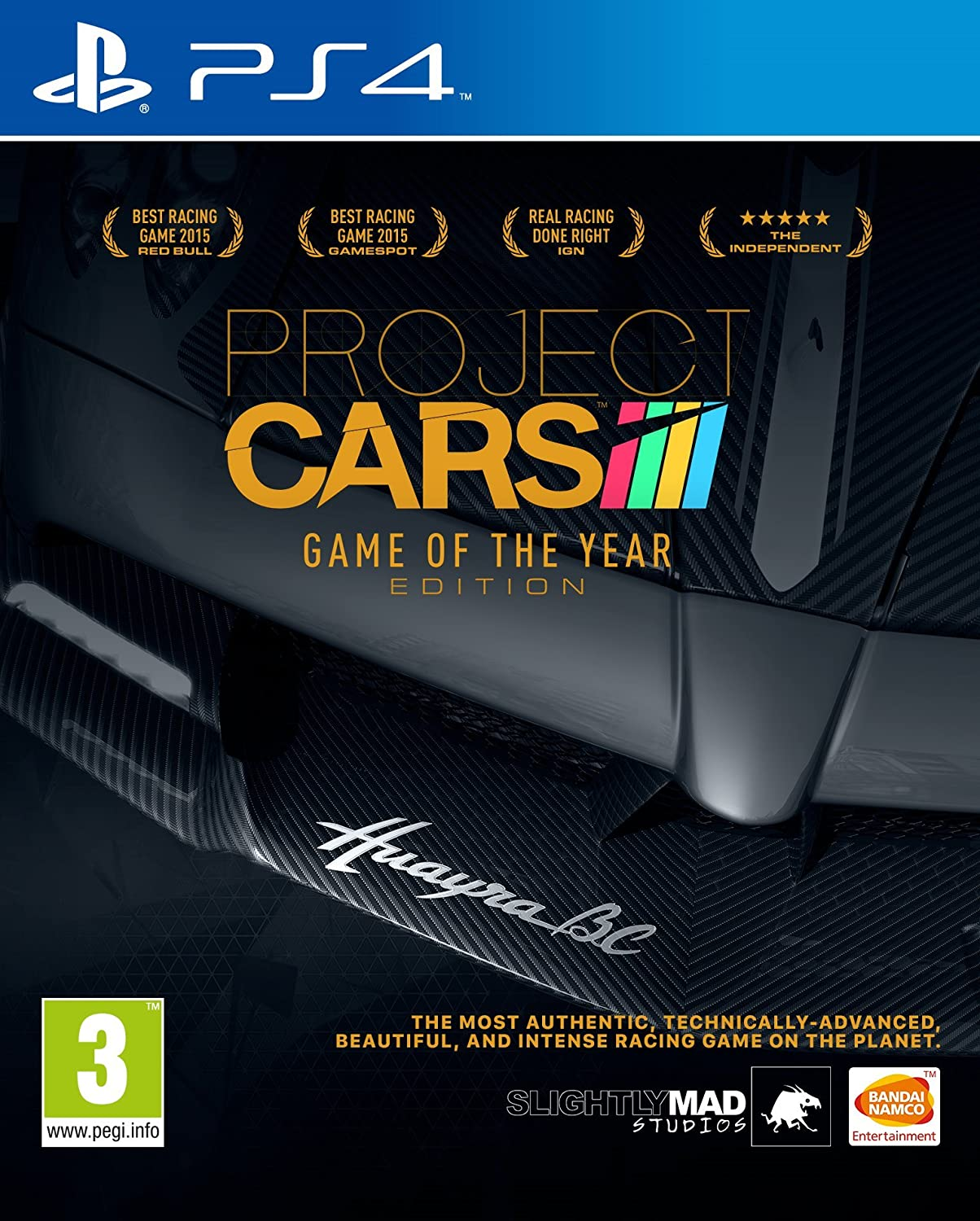 Project Cars Game Of The Year Edition Ps4 Amazon Co Uk Pc Video Games
