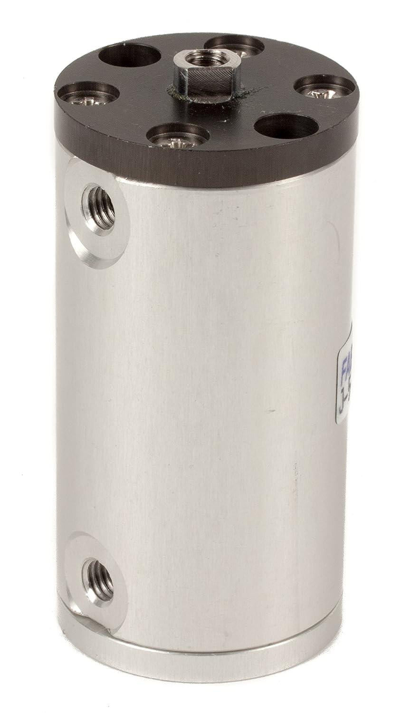 Fabco-Air K-5-X Original Pancake Cylinder, Double Acting, Maximum Pressure of 250 PSI, 1/2' Bore Diameter x 2' Stroke 1/2 Bore Diameter x 2 Stroke FAB   K-5-X
