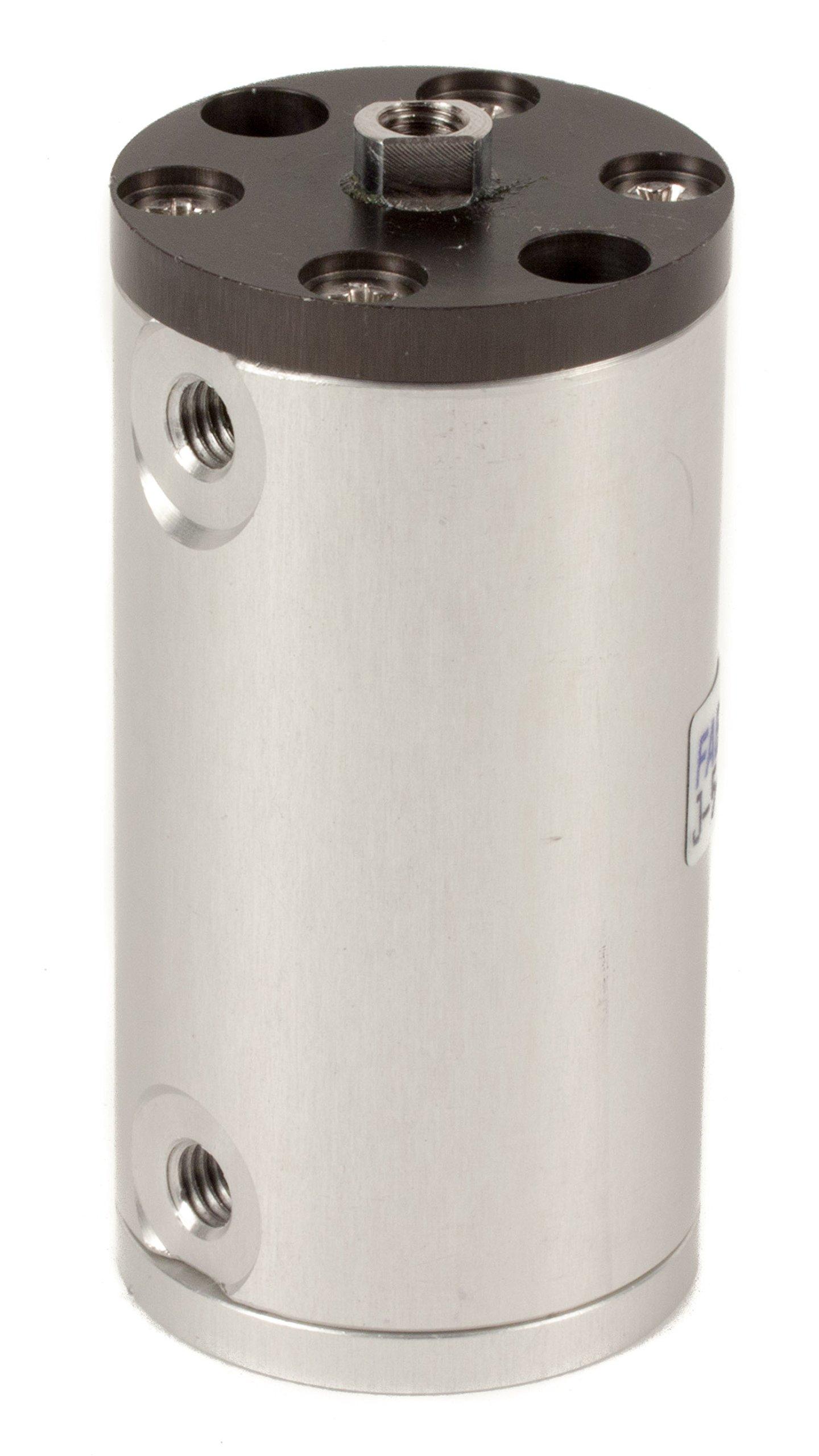 Fabco-Air K-5-X Original Pancake Cylinder, Double Acting, Maximum Pressure of 250 PSI, 1/2'' Bore Diameter x 2'' Stroke