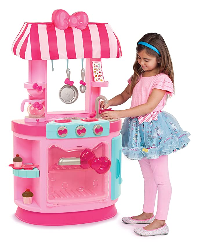 Buy Hello Kitty Kitchen Cafe Online At Low Prices In India Amazon In