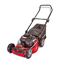 Mountfield 2L0481023/MC HP185 Petrol Rotary Lawnmower, Red