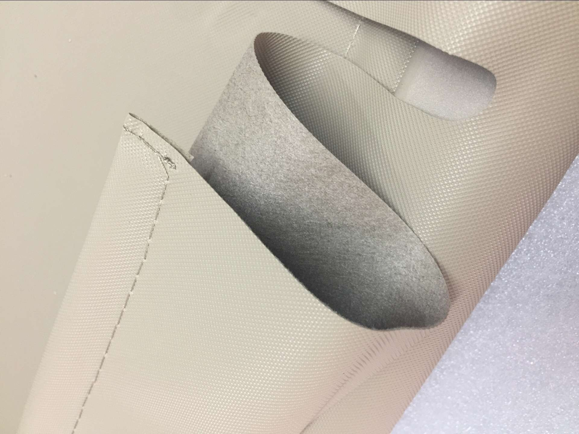 Kaungka Cargo Security Rear Trunk Cover Retractable For 07-15 Audi Q7 Cargo Cover Beige