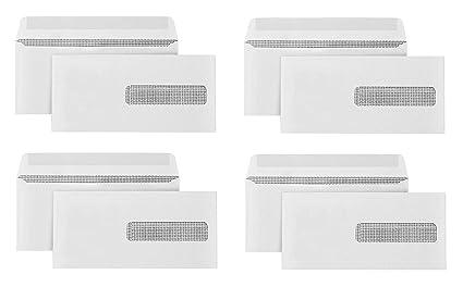 Amazon com : 500 CMS 1500 Form Envelopes -Self Seal Design-Perfectly
