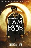 Ik ben nummer Vier (De Loriënkronieken Book 1)
