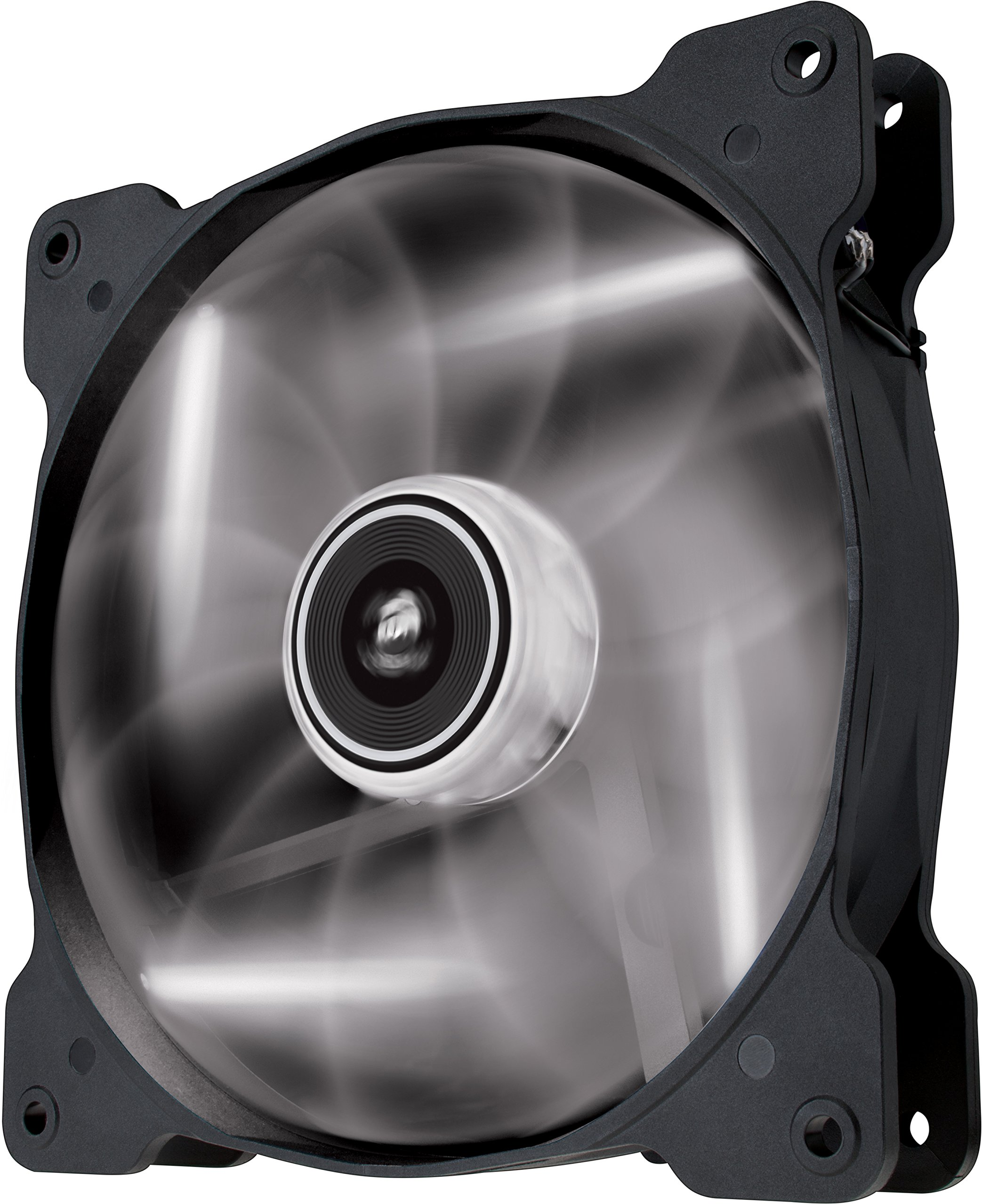 Corsair Air Series SP 140 LED White High Static Pressure Fan Cooling - single pack
