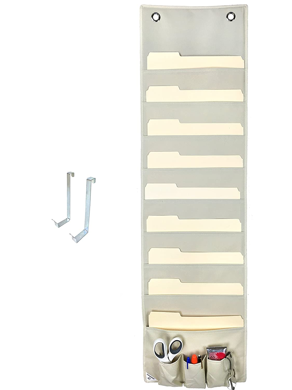 Hanging Wall Files | Amazon.com | Office & School Supplies - Desk ...