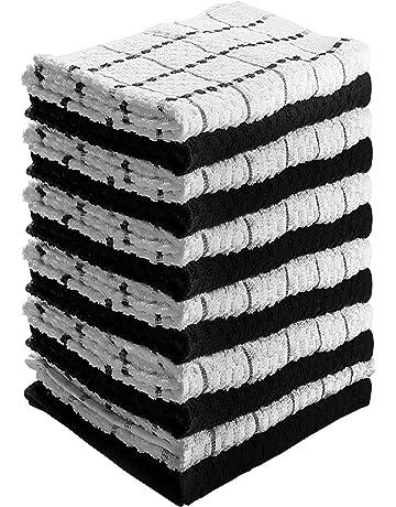 Toallas de cocina utopía 38,1 cm x cm), 100% algodón,