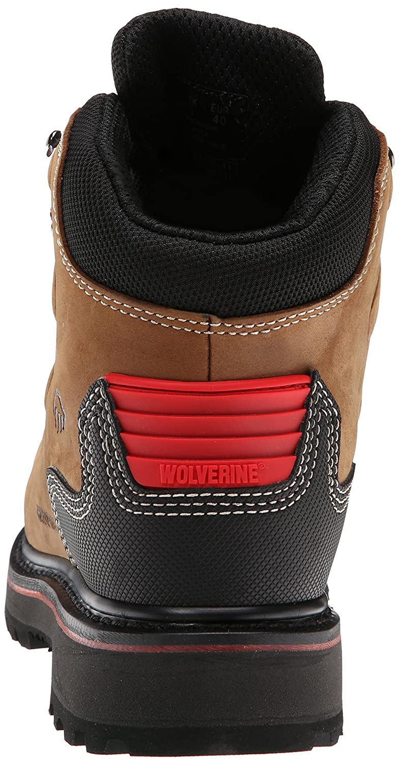 bb9fdd82969 Wolverine Men's Hacksaw Low Steel Work Boot