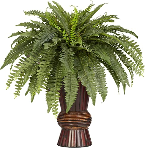 Nearly Natural 6628 Boston Fern