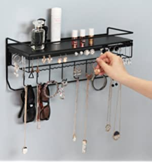 Amazoncom Organizing Jewelry Valet White by Longstem Amazing