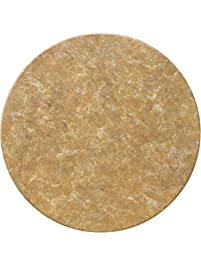 Nice Duratop 36u0027u0027 Round Table Top In Suno Stone