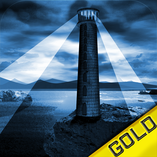 The haunted lighthouse tower of ghost : The Paranormal investigation by the skeptical team - Gold Edition -