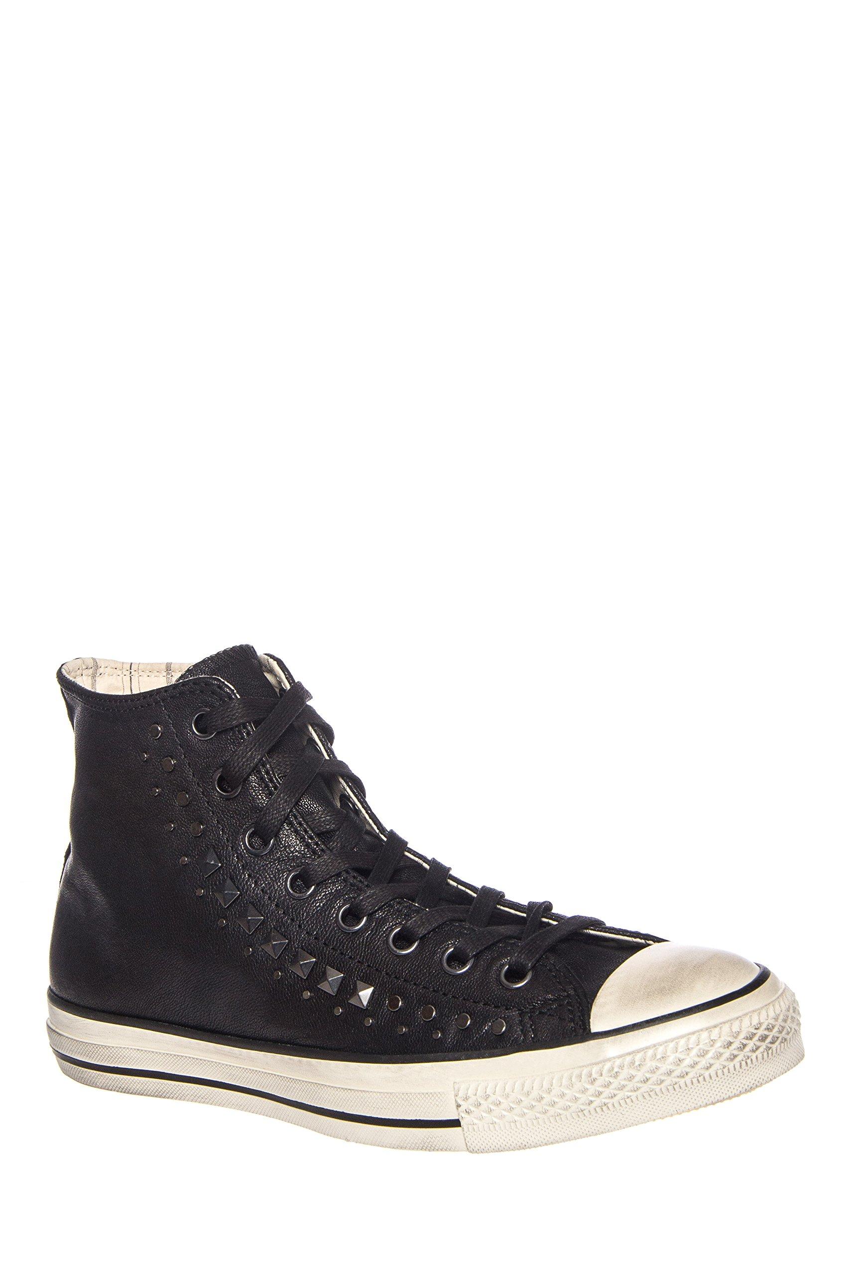 Converse By John Varvatos Men's CT HI Studded Leather Sneaker (11)