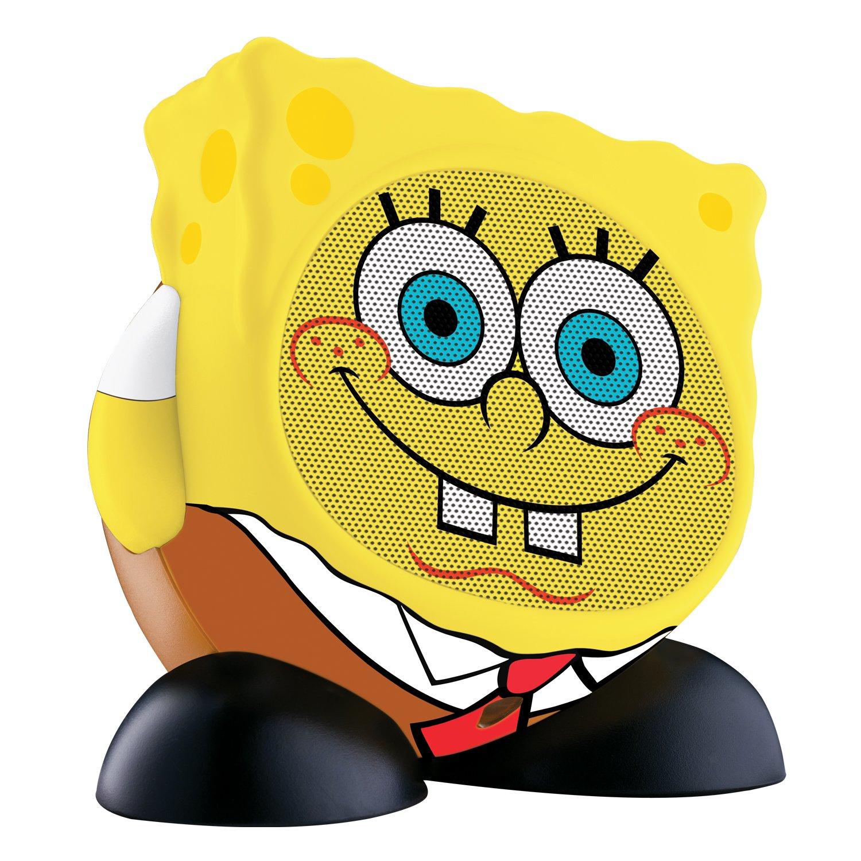 SpongeBob SquarePants Rechargeable Character Speaker, , SB-M66