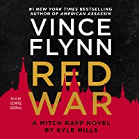 Red War: A Mitch Rapp Novel, Book 15