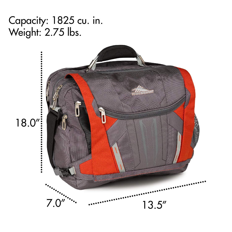 17-inch Laptop Bag High Sierra XBT TSA Messenger Bag