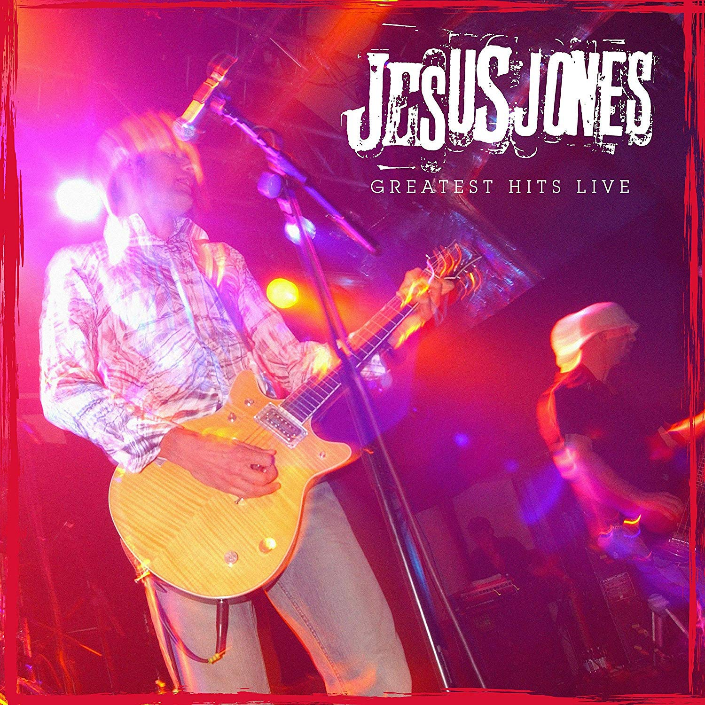 Vinilo : JESUS JONES - Greatest Hits Live (LP Vinyl)