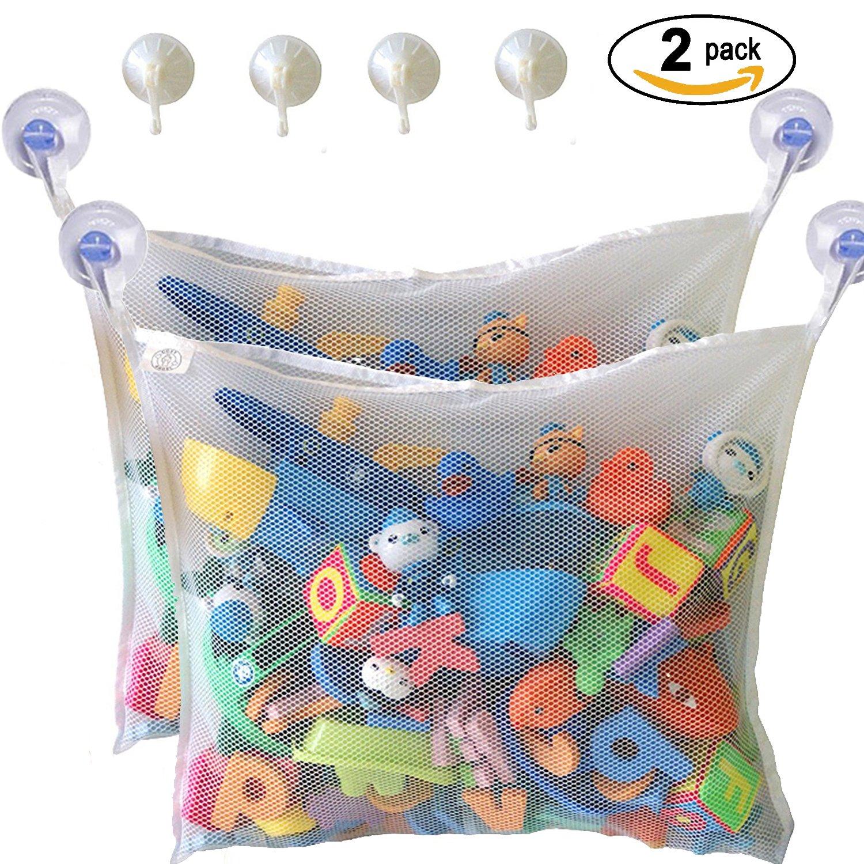 best Baby Bath Toys Organizer, Perfect Net for Bathtub Toys ...