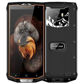 Resistente Smartphone Libres V Mobile V66 32GB ROM 3GB RAM IP67 ...
