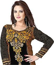 Women Fashion Printed Long Indian Kurti Tunic Kurta Top Shirt Dress 113D