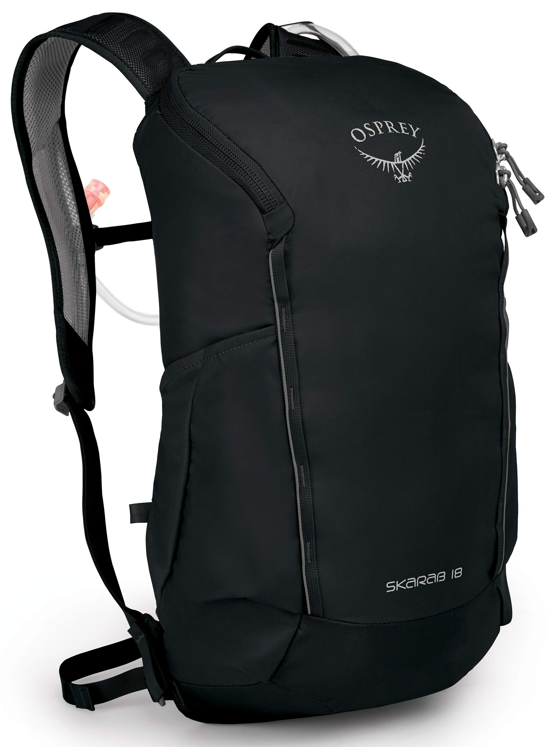 Osprey Packs Skarab 18 Hydration Pack, Black, One Size