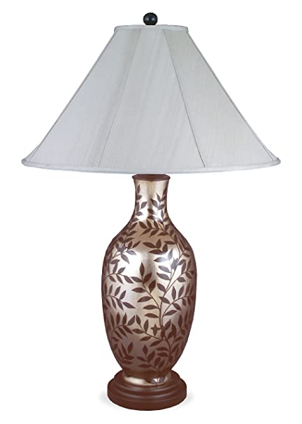 Lighting Enterprises T 6957 6957 Hand Painted Porcelain Table Lamp