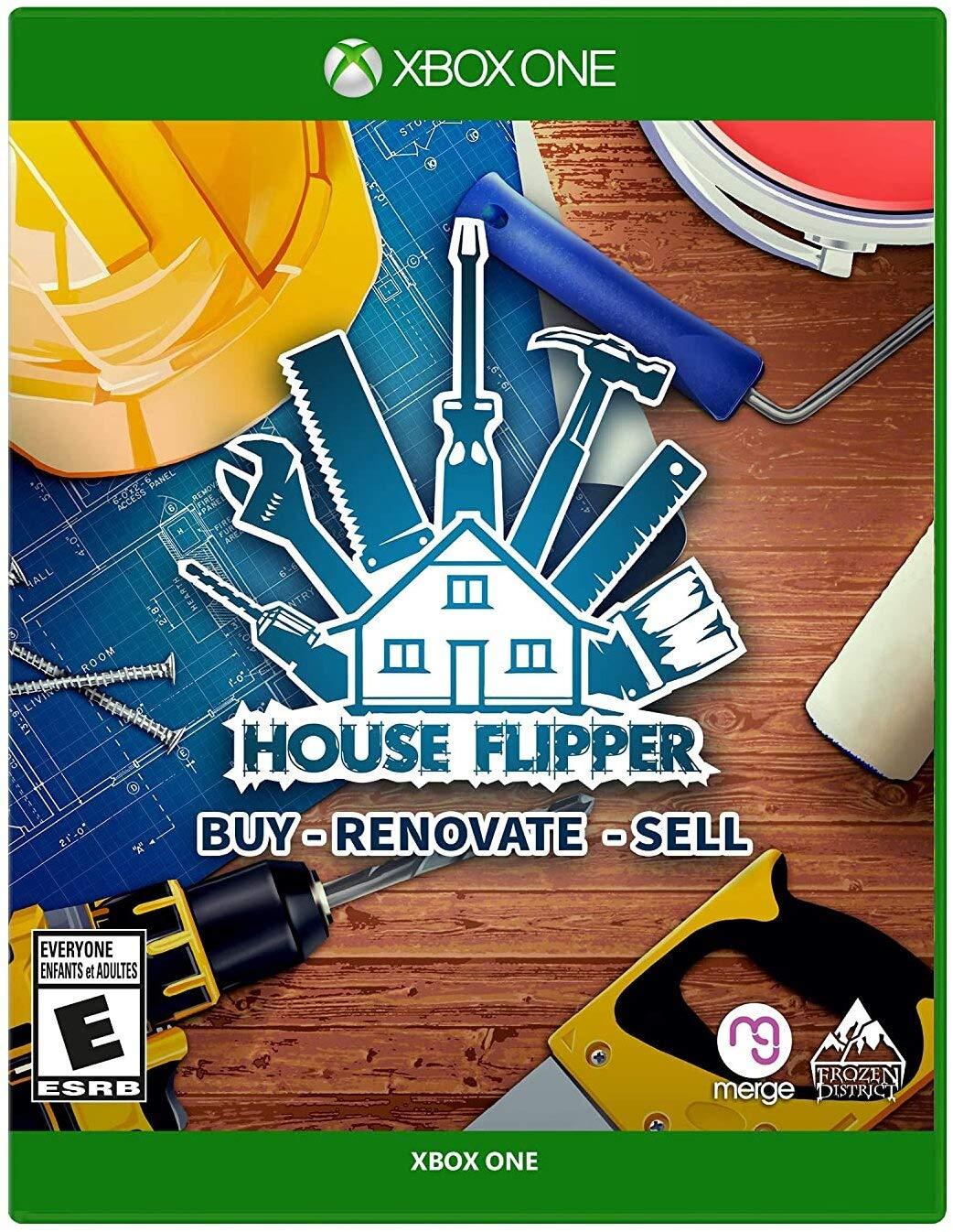 House Flipper for Xbox One [USA]: Amazon.es: Crescent Marketing Inc, Crescent Marketing: Cine y Series TV